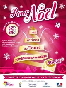 Noël 2013 Vitrines de Tours fb