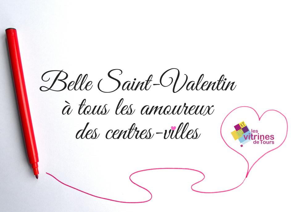 Belle Saint-Valentin à tous les amoureux des centres-villes (2)