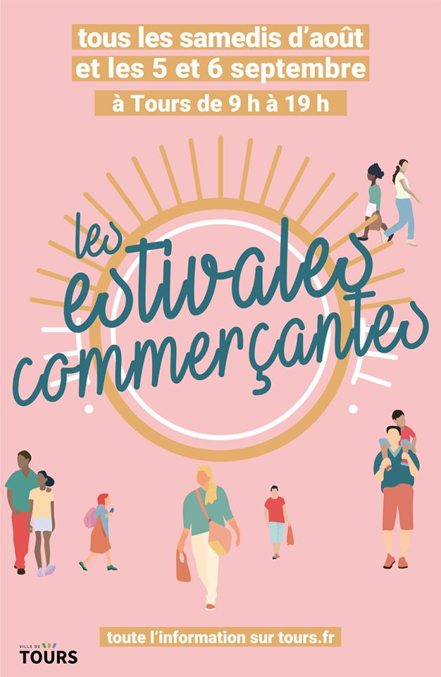 FLYER ESTIVALES COMMERCANTES